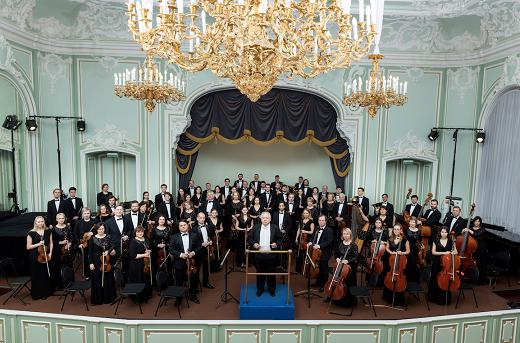 Концерт симфонической музыки (СПбГАСО)